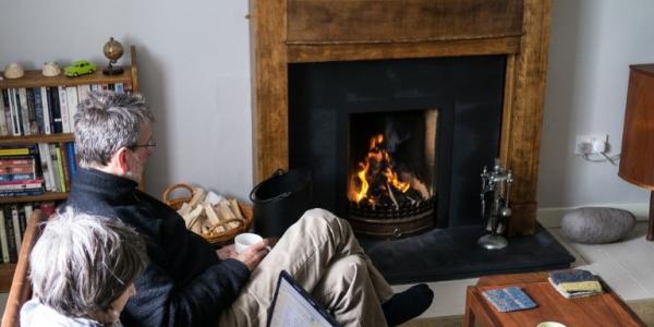 Sith-Phort fireplace