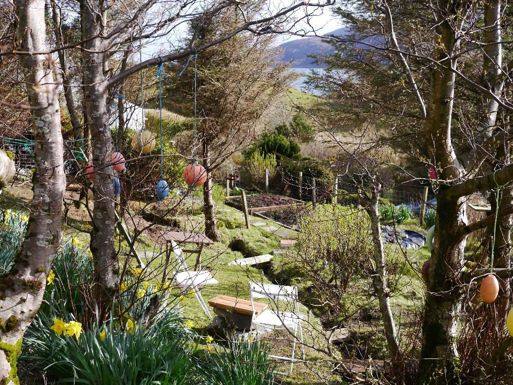 Sith-Phort kitchen garden